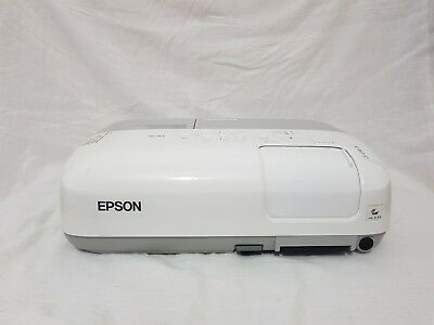 Epson EMP-S5 3 LCD Projector With New Lamp Cables Warranty VGA HDMi Converter