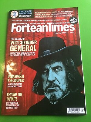 Fortean Times magazine #367 June 2018 (The Making of Witchfinder General)