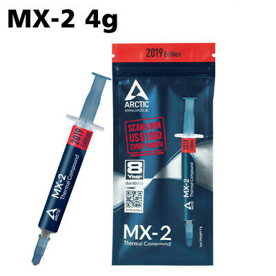 Genuine NEW Arctic Cooling MX-24g Thermal Paste MX2 Compound Grease CPU GPU
