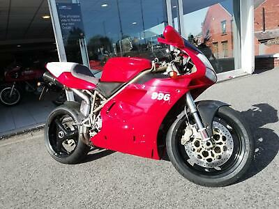 Ducati 996 Monoposto, Termi' Exhausts, Lots Of History, Excellent Condition