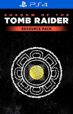 PS4 Shadow of the Tomb Raider - Chromosphere Resource Pack DLC