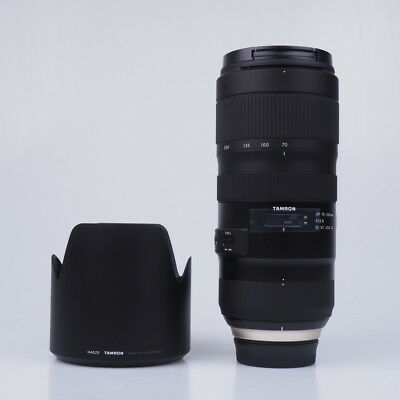 Tamron SP 70-200mm f/2.8 Di VC USD G2 Lens for Nikon mount (AFA025N)
