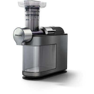 PHILIPS Avance Collection Slow Juicer HR1947/30 Entsafter MicroMasticating 200W