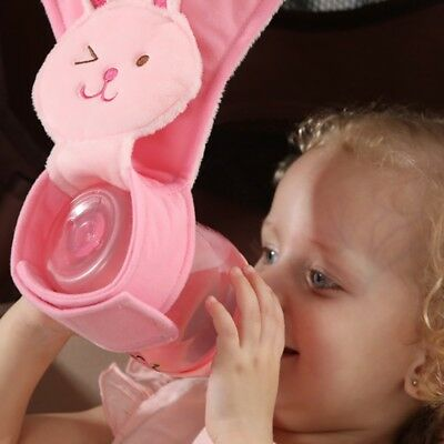 Hand Free Baby Milk Bottle Holder Sling Infants Feeding Stroller Car Seat