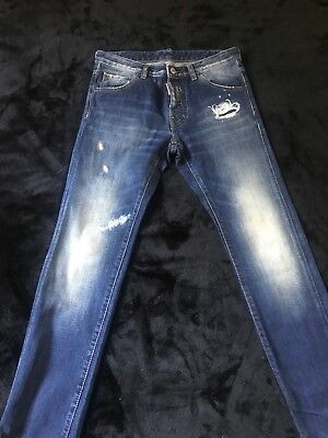 Dsquared2 Designer Boys Jeans Aged 14 Years