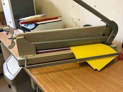 Professional Heavy Duty Hand Operated Paper Guillotine