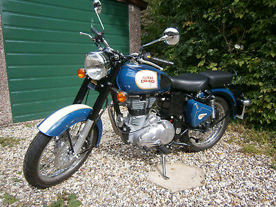 royal enfield bullet 500 - immaculate 700 miles only
