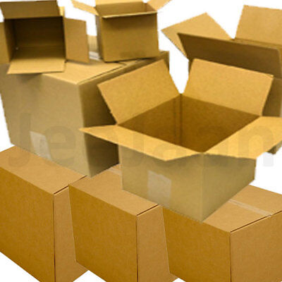 Postal Packing Cardboard Boxes *Multi Listing* Mailing Packaging Cartons Removal