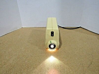 Welch Allyn 49501 Mobile Light Source 240V Tested + Working