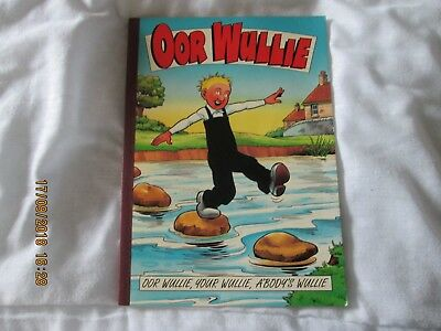 Oor Wullie Annual Book 1996 D.C Thomson & Co ( Collectable Book)