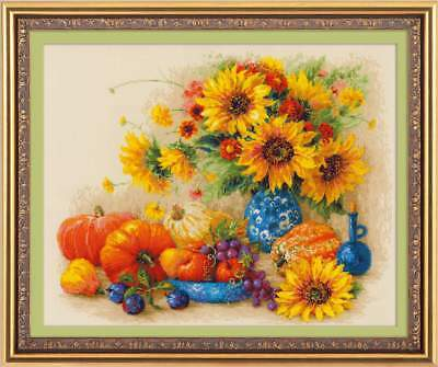 "Counted Cross Stitch Kit RIOLIS 100/057 - ""Sunny Day"""