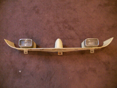 1972-74 Plymouth Barracuda lower valance grill
