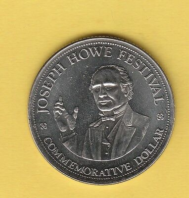 1985 Commemorative Nova Scotia Joseph Howe Halifax-Dartmouth