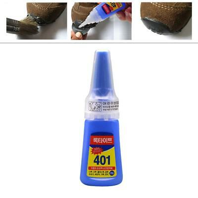 Multifunctional 401 Instant Adhesive 20g Super Strong Transparent Liquid Glue BE