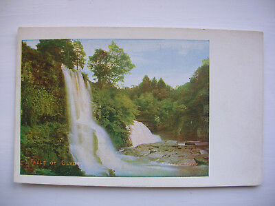 Falls of Clyde. Near Lanark, Carluke etc. (Brandon Series)