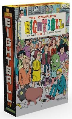 The Complete Eightball. Issue Numbers 1-18 by Daniel Clowes (author)