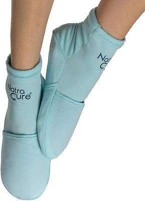 NatraCure Cold Therapy Socks - Gel Ice treatment for feet, heels, swelling