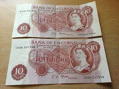 British Silver Coins and Notes Bundle