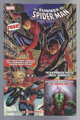 Summer of Spider-Man #1 NM/NM+ 1st CAPTAIN MARVEL Preview Avenging # 9 MOVIE
