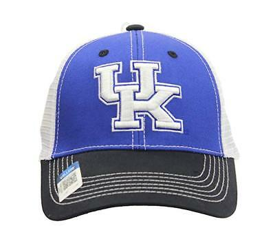 new concept 0fbc0 06113 Kentucky Wildcats Hat Mesh Trucker Snapback Cap NCAA