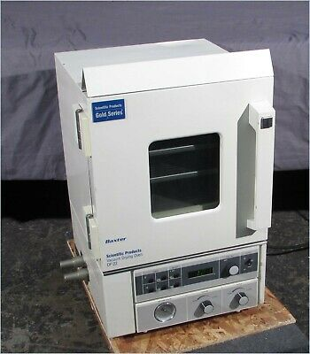 Scientific Products/baxter Dp-22 Countertop Vacuum Drying Oven