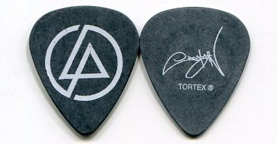 LINKIN PARK 2007 Projekt Tour Guitar Pick!!! JOE HAHN custom concert stage Pick