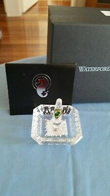 Waterford Crystal LISMOME Square  Ring Holder