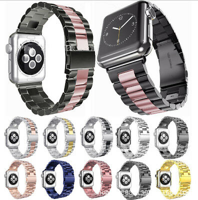 Stainless Steel Band Strap Bracelet For iWatch Apple Watch Series 4 40/44mm 2018