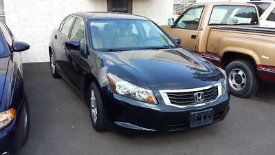 2008 Honda Accord LX-P 2008 Honda Accord LX-P 4DR Sedan FWD A5 - PA Inspection - FREE CARFAX