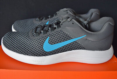 promo code d7cd4 bbb7a New In Box Nike Lunarconverge 2 Mens Training Shoes Sz 11.5 Grey, Teal,  White
