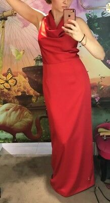 a03141115454 TED BAKER MAXI long Length EVENING/OCCASION DRESS SIZE 3 - $67.00 ...