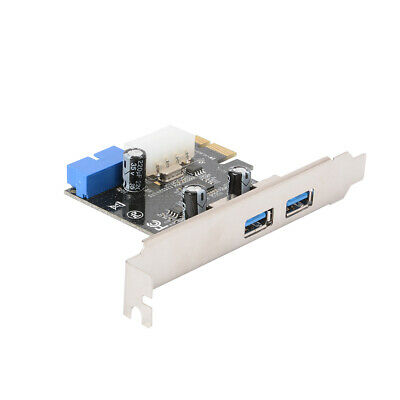 2-Port Interface USB 3.0 PCI-Express to USB 3.0 Expansion Card 5Gbps AC328
