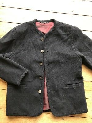 Loden Jacke Country & Classics Größe 152 60% Wolle