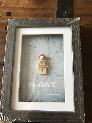 Scary Clown Horror Halloween Fancy Dress  Pennywise Picture Art Playmobile