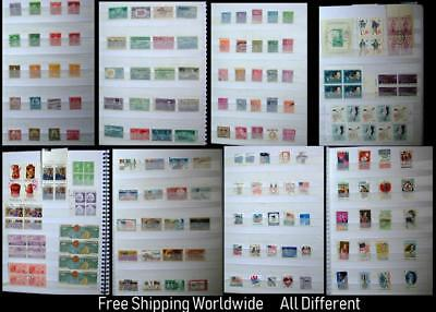 Stamp Collection Mix From United States, All Different, Free Shipping Worldwide