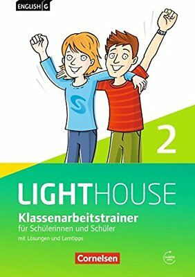 English G Lighthouse 2 - Klassenarbeitstrainer (6. Klasse)