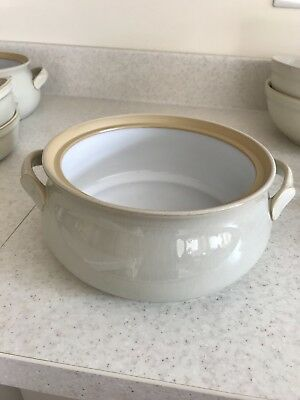 Denby Linen Tureens x 2, very good condition.