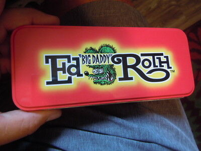 RAT FINK Ed Roth Big Daddy ACME Writing Tools Numbered Pen Limited Ed 1081 1963