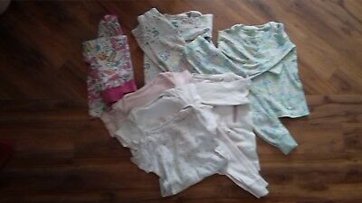 Girls pyjamas and vests age 18-24 months from Next