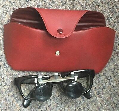 Oculus Surgical Loupes With Soft Case Nice