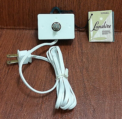 LANSHIRE Synchronous Self-Starting Electric Clock Movement NWT Motor EHP-F&RS-CM
