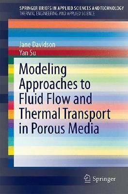 Modeling Approaches to Natural Convection in Porous Media. SpringerBriefs in ...