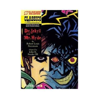 Dr Jekyll and Mr Hyde by Robert Louis Stevenson, John K. Snyder (artist)
