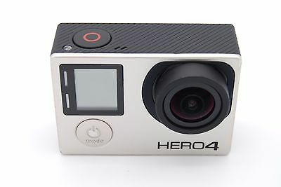 Gopro Hero 4 ACTION CAMERA BLACK EDITION (SEE DETAILS)
