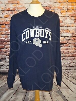 DALLAS COWBOYS MEN S Coaches T-Shirt - Size 2XL Large Med Sm - NFL ... 40d88aa26
