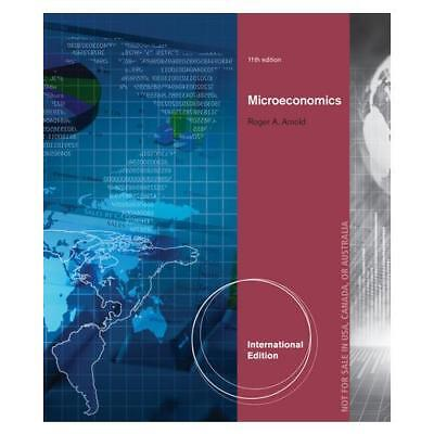Micro Economics by Roger A. Arnold (author)