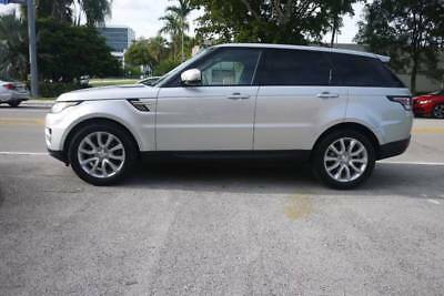 Range Rover Sport HSE 4x4 4dr SUV 2015 Range Rover Sport Supercharged 1 Owner Loaded!