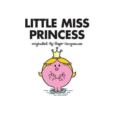 Little Miss Princess by Roger Hargreaves (creator), Adam Hargreaves