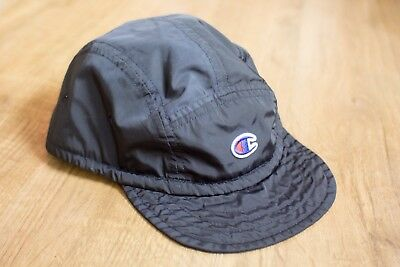 Champion x Beams Packable Cap Navy One Size Excellent Condition 5 Panel