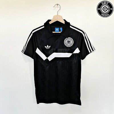 WEST GERMANY World Cup 1990 Inspired Adidas Originals Football Shirt (S) 1988/91